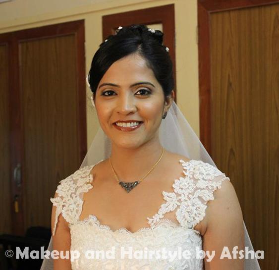 Portfolio Of Afsha Prasla Makeup Artist Bridal Makeup Artist In Goa